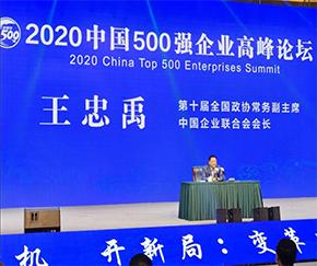 """江西16家企业进入中国500强""""大家族"""""""